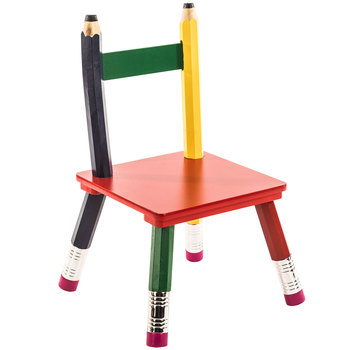 Child's Pencil Chair